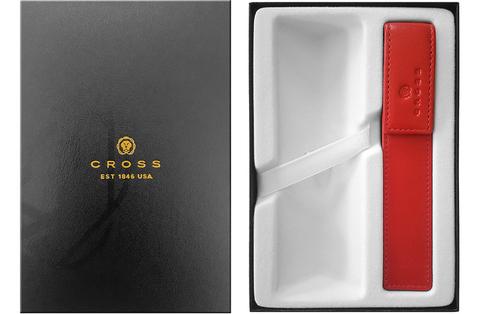 Набор подарочный Cross  (GWP47-2) чехол для ручки + подарочная упаковка