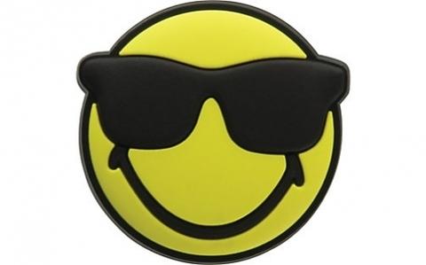 Jibbitz Smiley Brand Sunglasses