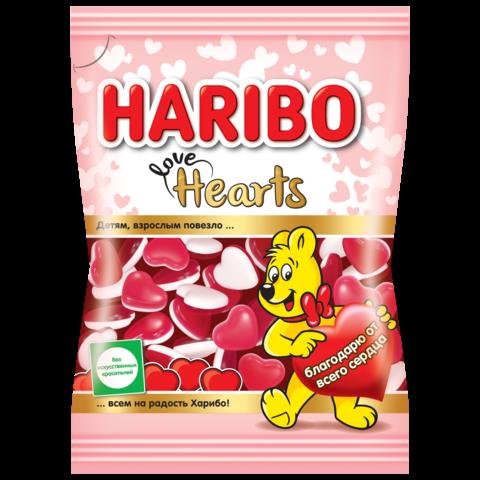 Жевательный мармелад HARIBO Сердечки