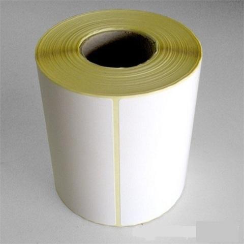 Термоэтикетки 100х72х500 ЭКО чистые