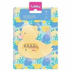 Lubby. Термометр для воды Утенок, 0+