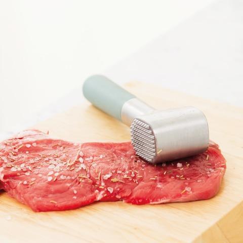 Молоток для отбивания мяса 17см Leo