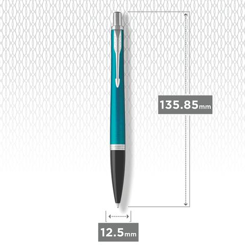 Ручка шариковая Parker Urban Core K309 , Vibrant Blue CT.123
