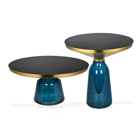 Журнальный столик Bell by ClassiCon (синий)