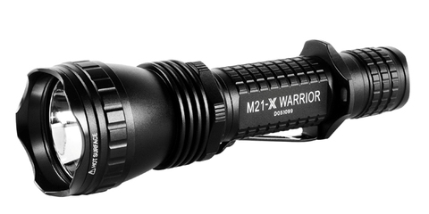 Фонарь Olight M21-X Warrior 750lm