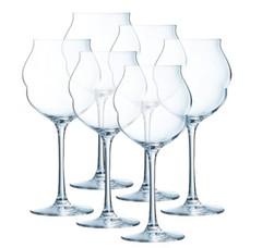 Набор бокалов для вина «Макарон» 500мл, фото 2