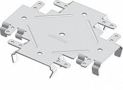 КНАУФ Соединитель профилей 1-уровневый П60х27мм краб (толщина 0,9мм)