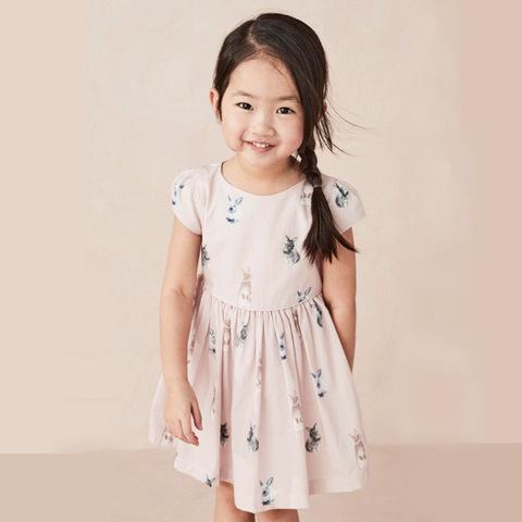 Платье для девочки Malwee Зайчата