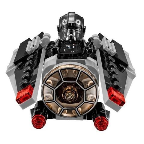 LEGO Star Wars: Микроистребитель-штурмовик TIE 75161 — TIE Striker™ Microfighter
