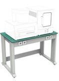 Стол лабораторный под аппаратуру (усиленный) СЛ-1-1200а (исп.1)