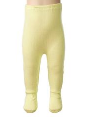 461295-1 ползунки детские, желтые