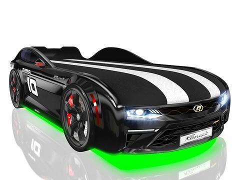 Кровать-машина Romack Energy-M Черная