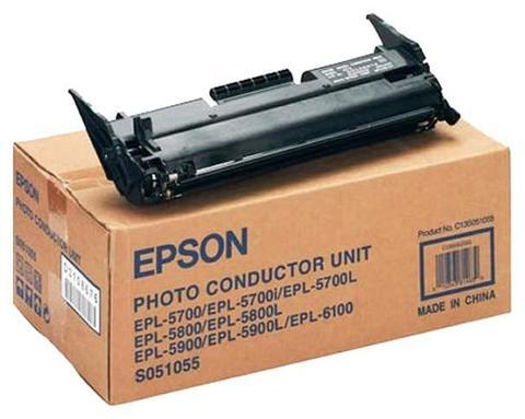 Оригинальный фотобарабан Epson C13S051055
