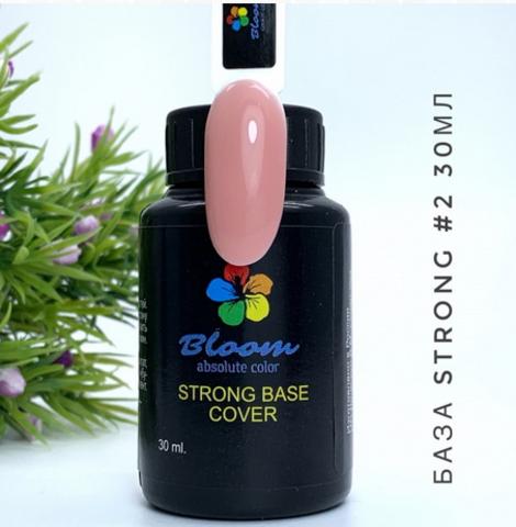 База Bloom Strong жесткая оттенок №2 30 мл