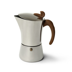 9415 FISSMAN Гейзерная кофеварка (на 6 чашек)