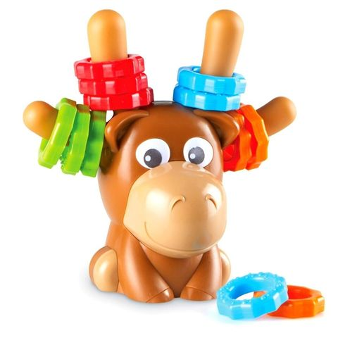 LER9092 Развивающая игрушка Лось Макс Learning Resources