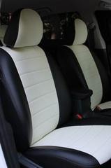 Авточехлы из Экокожи для Mazda 3 (седан 2009-2013)