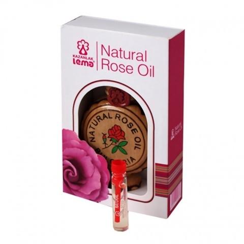 100% натуральное розовое масло (Rosa Damascema Mill) 1.0 мл