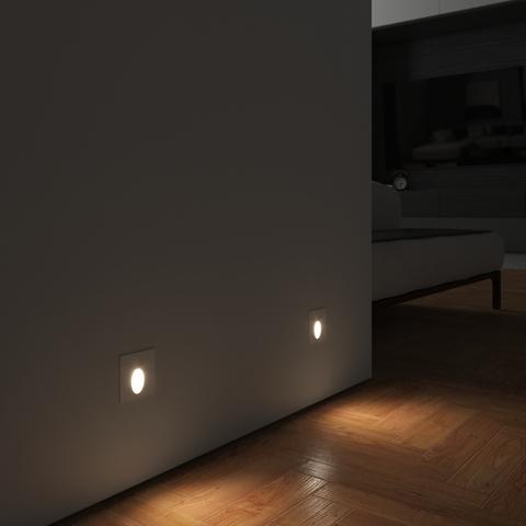 Подсветка для лестниц MRL LED 1102 белый