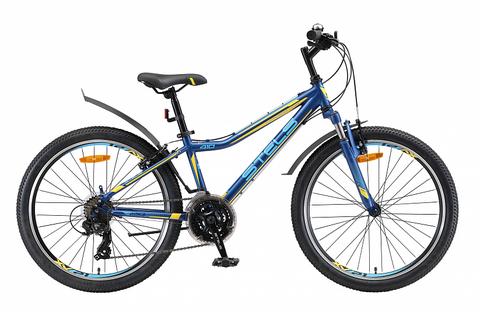 Подростковый велосипед Stels Navigator-410 V 24