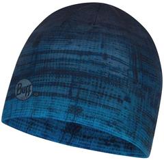 Тонкая двухсторонняя шапочка BUFF® Microfiber Reversible Synaes Blue