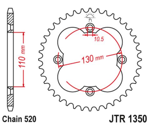 JTR1350