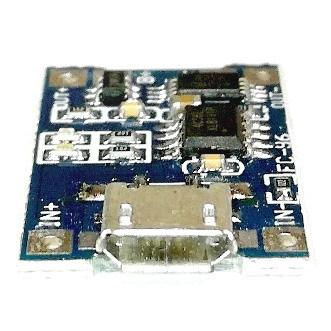 Модуль microUSB зарядного устройства для литиевых АКБ