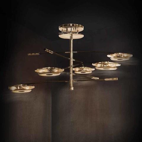 Подвесной светильник Delightfull Hendrix