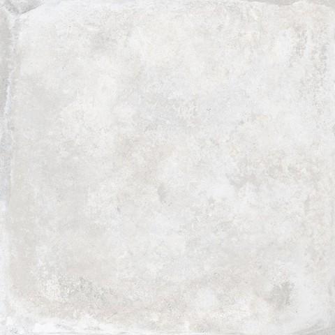 Керамогранит GRASARO Rust 400x400 белый G-184/M