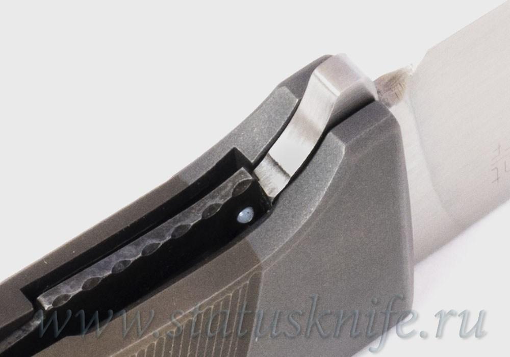 Нож Trabant mini-TF Bronze, мастер Кукин Алексей - фотография