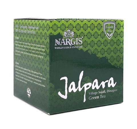 Индийский высокогорный зеленый чай Jalpara, Nargis, 100 г