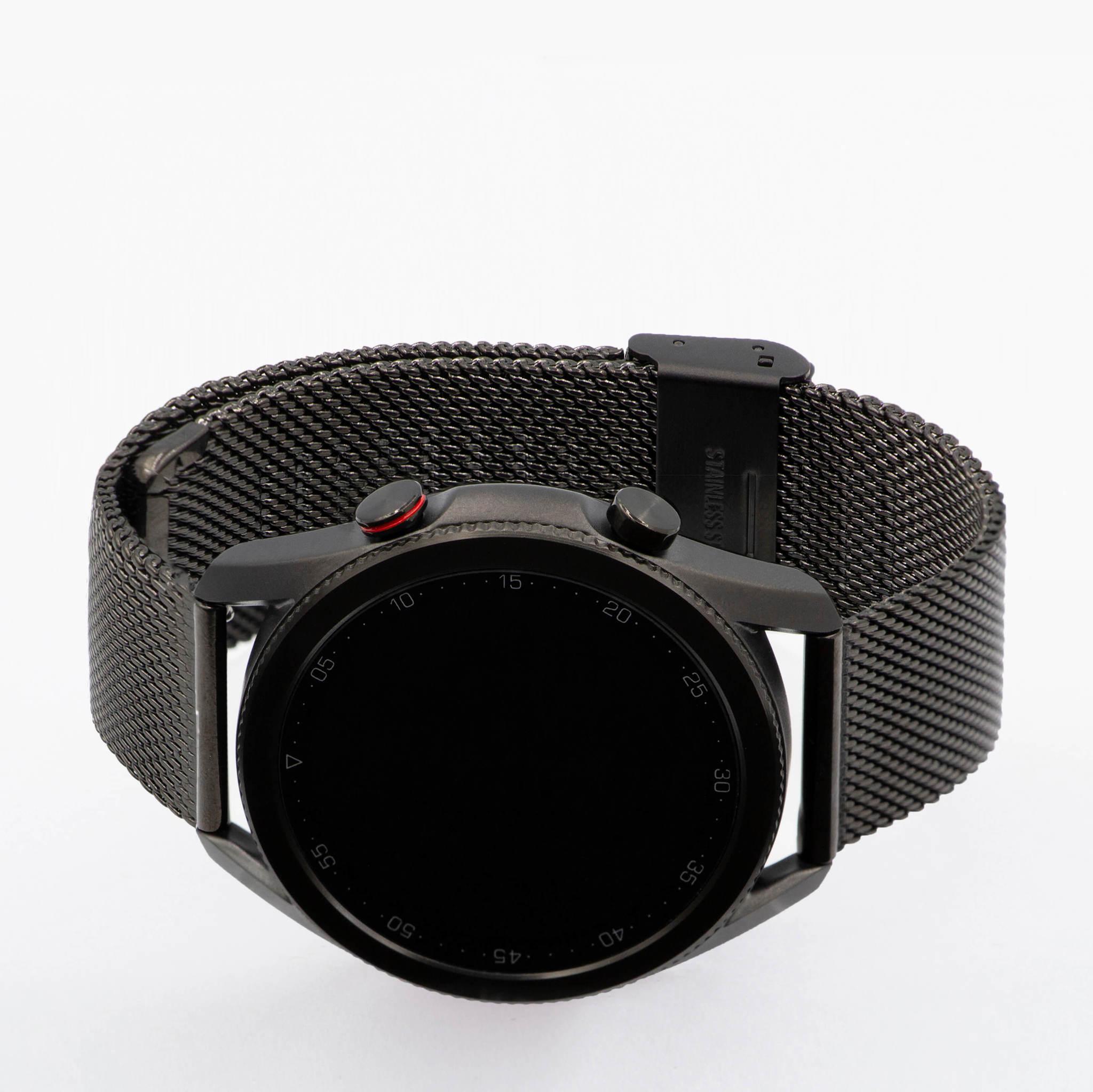 Профессиональные часы здоровья с измерением давления, пульса, кислорода и снятием ЭКГ  Health Watch Pro WP70 (чёрный)