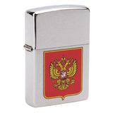 Зажигалка ZIPPO (200 Герб России)