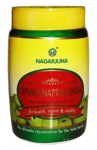 Чаванпраш Нагарджуна (Chyavanapraasham Nagarjuna), 500 г.