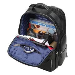 Рюкзак для ноутбука BOPAI 851-019811 нат.кожа чёрный