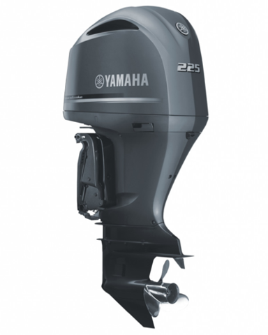 Лодочный мотор Yamaha FL225 FETX