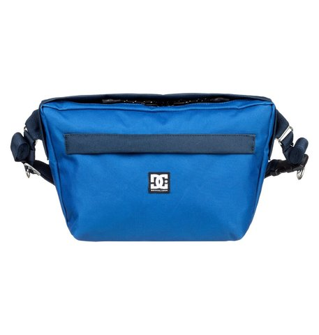 Сумка через плечо DC Shoes HATCHEL SATCHEL M MGRS BQR0 NAUTICAL BLUE