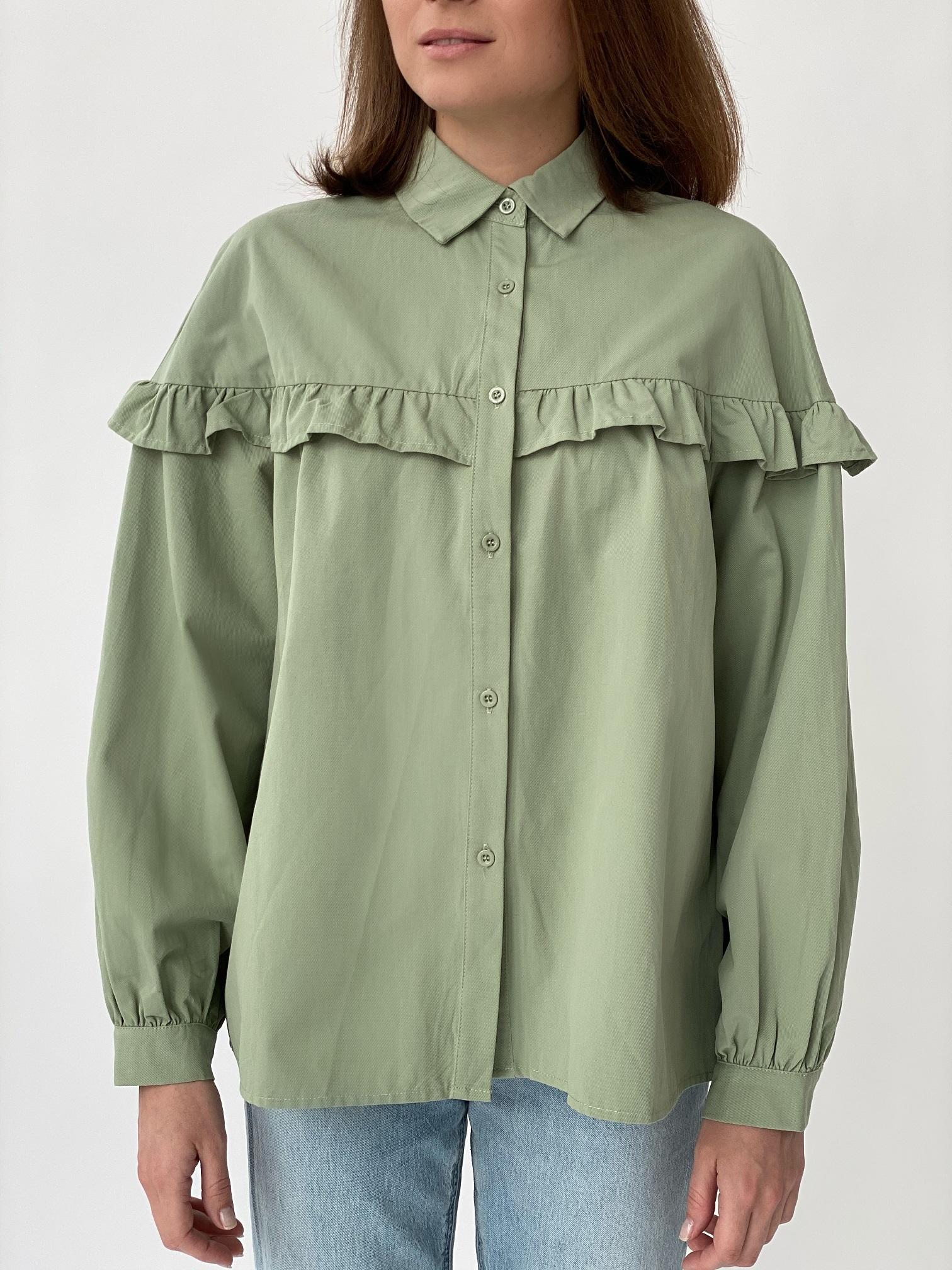 Рубашка, Ballerina, Jane Eyre (олива)