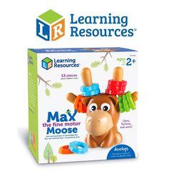 Брендовые игрушки Learning Resources Лось Макс