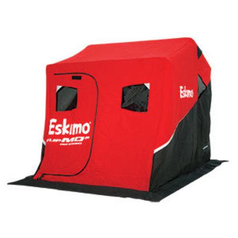 Зимняя палатка на санях FlipMo 2 Inferno- Swivel Seat, Fully Insulated, QRS