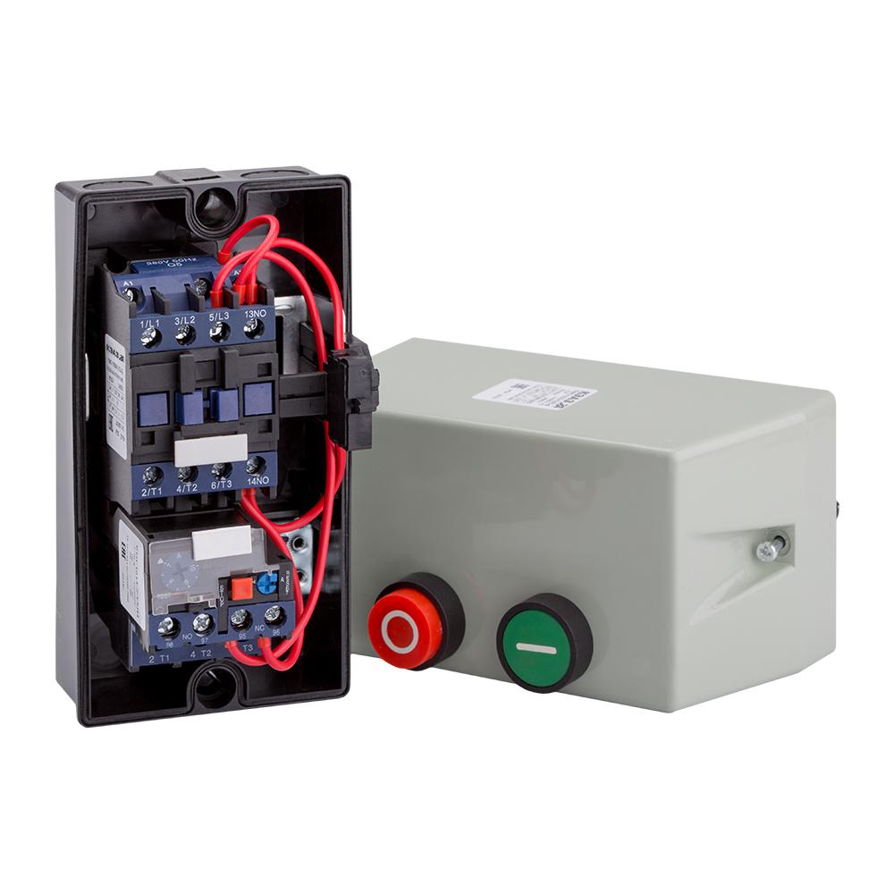 Пускатель магнитный ПМЛ 1220 10А(220В)