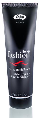 Моделирующий крем сильной фиксации для укладки волос «Lisap Fashion Extreme Styling Cream» (150 мл)
