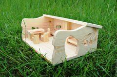 Кукольный домик «Дачный»