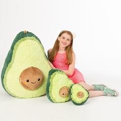 Плюшевая Игрушка Авокадо 60 см
