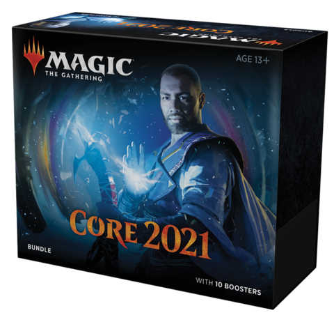 Core Set 2021 - Bundle (английский)