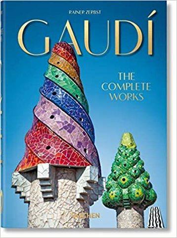 TASCHEN: Gaudi. The Complete Works