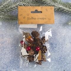 Набор новогоднего декора