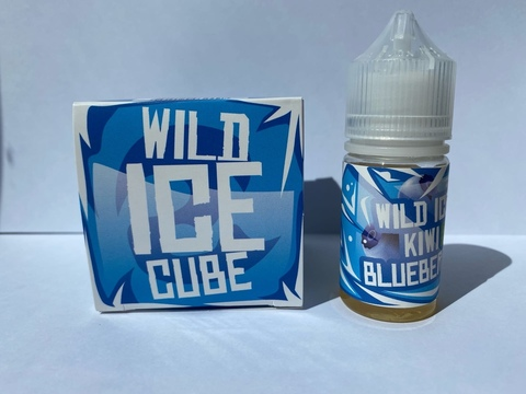 Kiwi Blueberry by Wild ICE Cube SALT 30мл