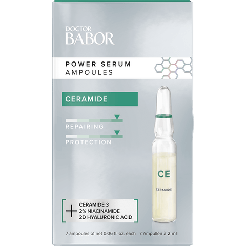 Набор ампул Doctor Babor Power Ampoules Ceramide 14 мл