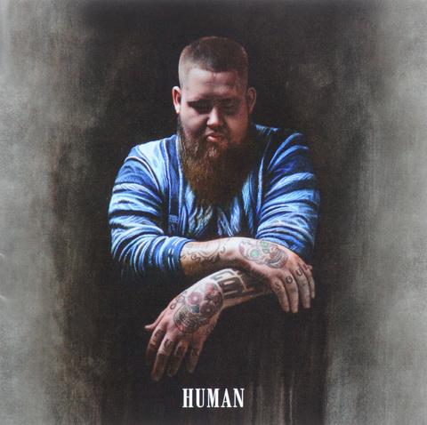 Виниловая пластинка. Rag'n'bone Man - Human